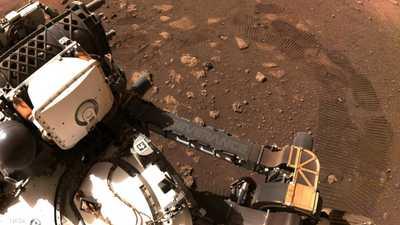 """لأول مرة.. مركبة الفضاء """"برسفيرانس"""" تتجول على المريخ"""