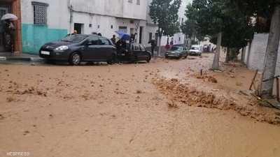 المغرب.. سوء الأحوال الجوية يعطل الدراسة في إقليم تطوان