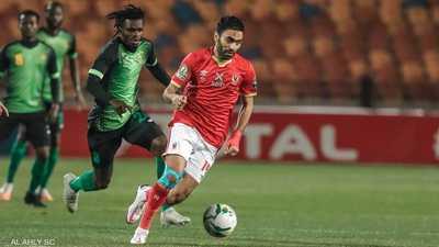 """الأهلي المصري يفرط في فوز إفريقي بـ""""مباراة الفرص الضائعة"""""""