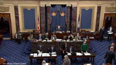 """""""الشيوخ"""" يناقش مشروع قانون لدعم علاقات إسرائيل بدول عربية"""