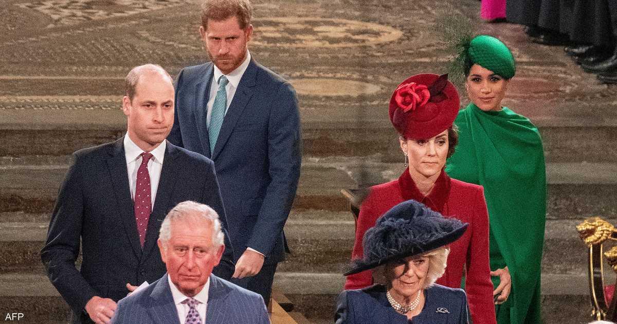 الأمير هاري يكشف عن خلاف عميق مع والده الأمير تشارلز