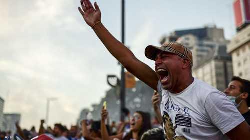 تظاهرة حاشدة تطالب بالعدالة لمارادونا