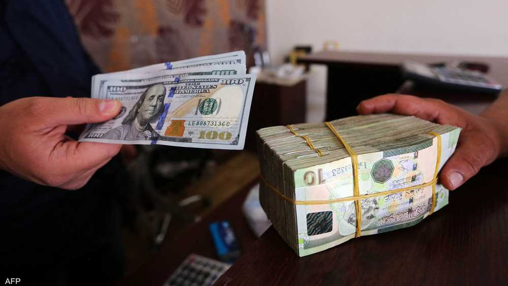 The Libyan dinar has witnessed a significant decline recently