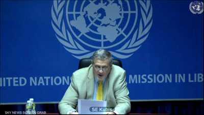 كوبيش: الليبيون موحدون على ضرورة خروج القوات الأجنبية