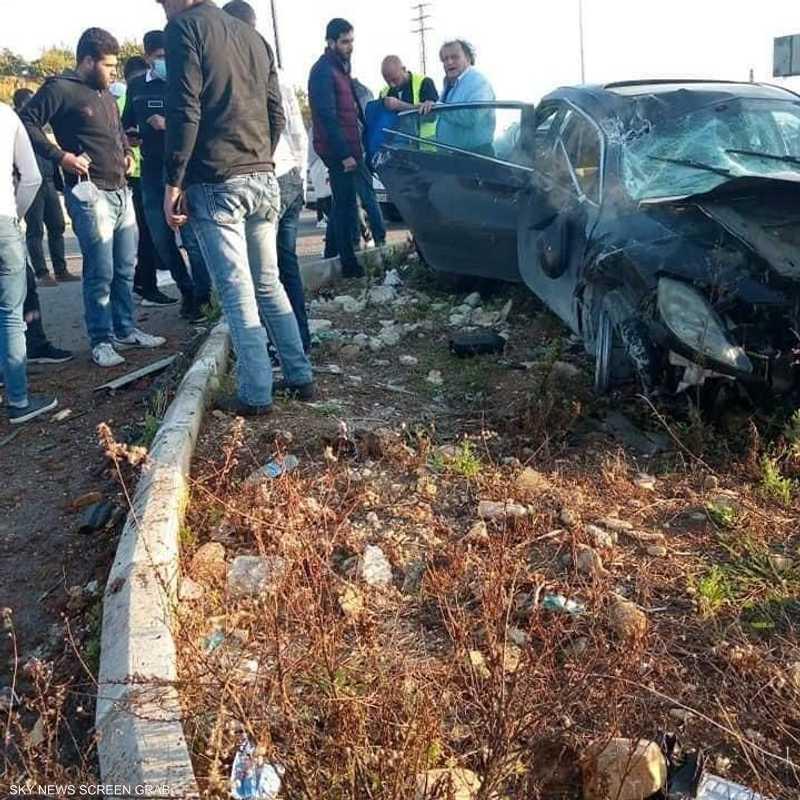 الحادث وقع يوم الأحد