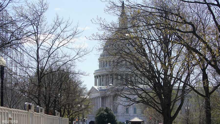 قتل شرطي في حادثة جديدة في محيط الكونغرس الأميركي