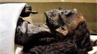 """لماذا ظل شعر الملكة """"تي"""" محتفظا بجماله بعد آلاف السنين؟"""