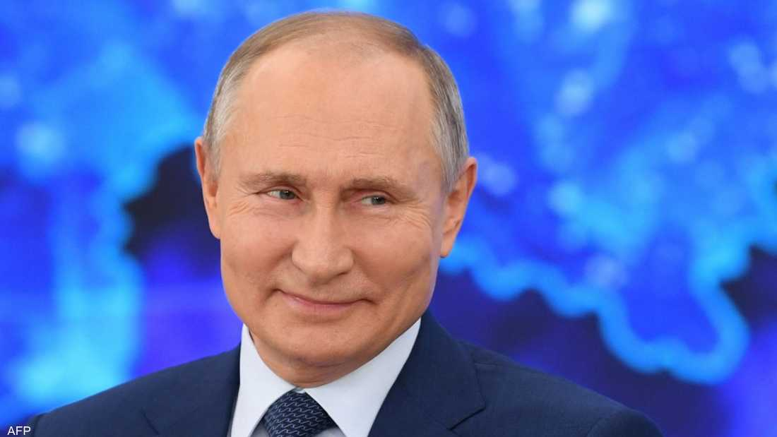 روسيا في عهد فلاديمير بوتِن قد نفضت عنها غبار الضعف