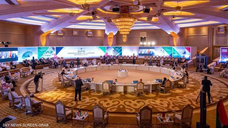 الإمارات لعبت دورا بارزا في ملف التغير المناخي
