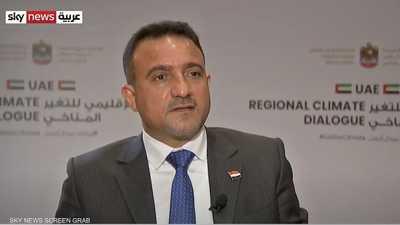 وزير البيئة العراقي حسن التميمي