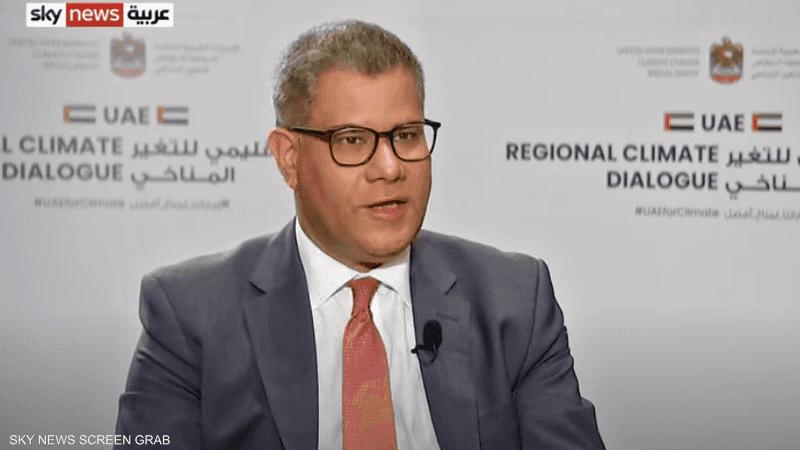 شارما: الشرق الأوسط يمتلك فرص واعدة بالطاقة المتجددة