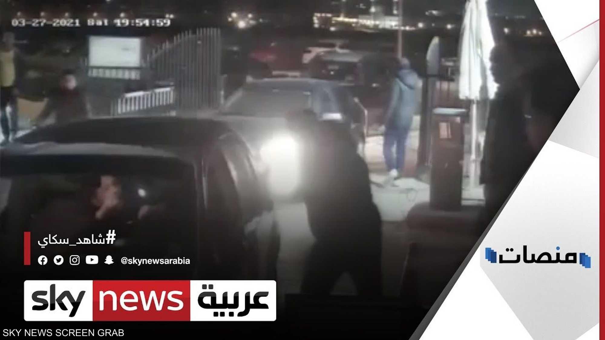 فيديو يوثق لحظة الاعتداء على الممثل المصري ياسر فرج