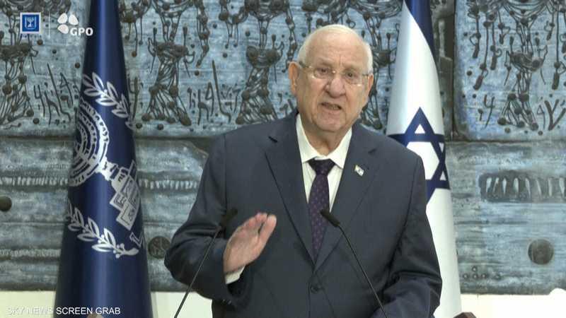 الرئيس الإسرائيلي يكلف نتانياهو بتشكيل الحكومة المقبلة