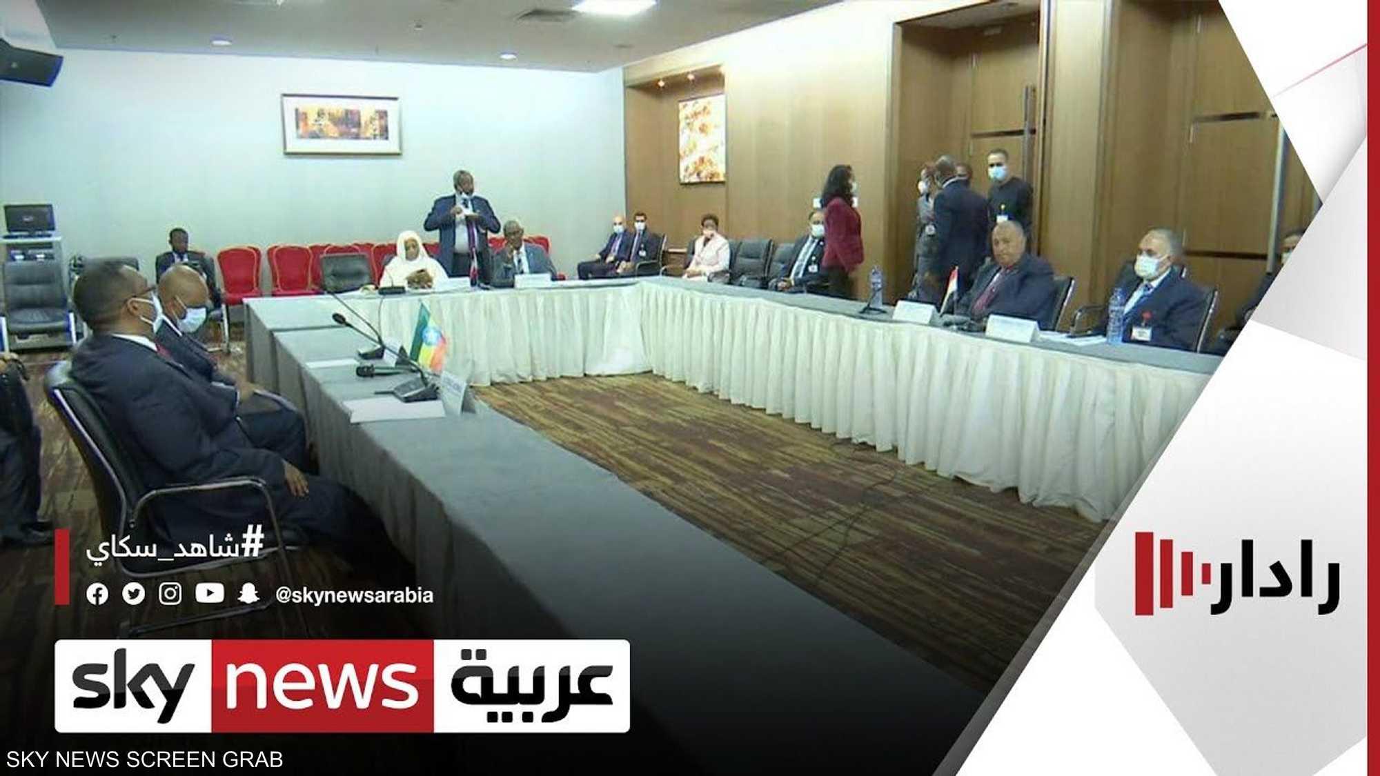بعد محادثات بلا نتائج.. مصر والسودان يتهمان إثيوبيا بالتعنت