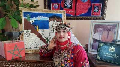 قصة ملهمة.. مغربية حاربت الأمية فتحولت إلى كاتبة