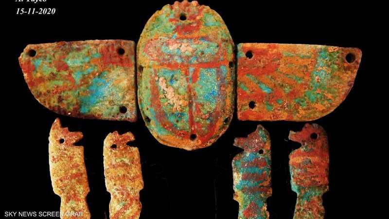 النقوش تشير إلى فترة الملك أمنحتب الثالث