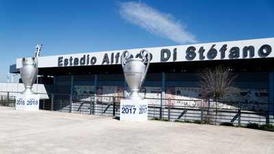 شهد خسارته.. نموذج ملعب ريال مدريد هدية لكلوب