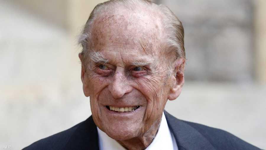تقاعد الأمير فيليب عن أداء واجباته الملكية في أغسطس 2017.