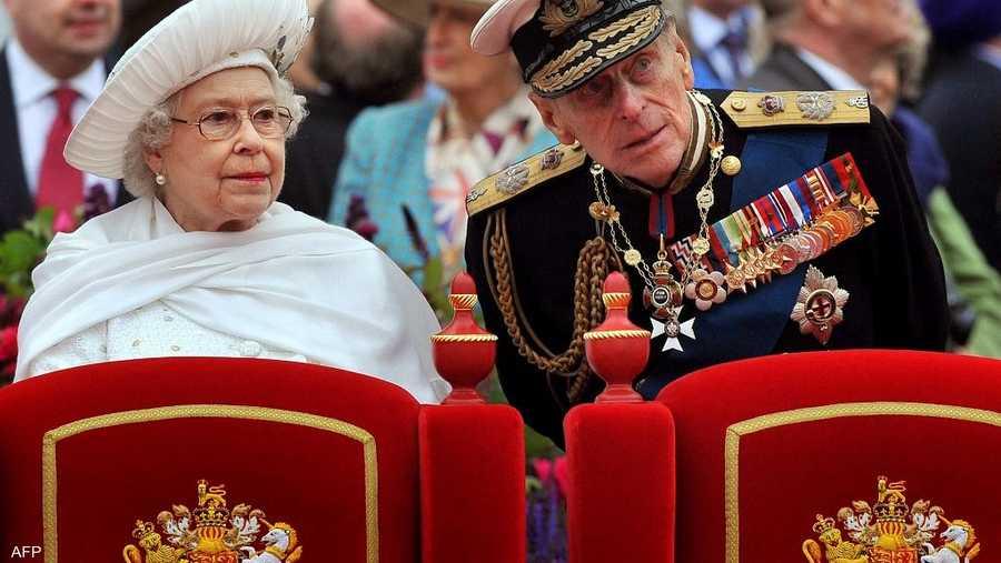 الأمير فيليب كان حريصا على المشاركة في الفعاليات العامة