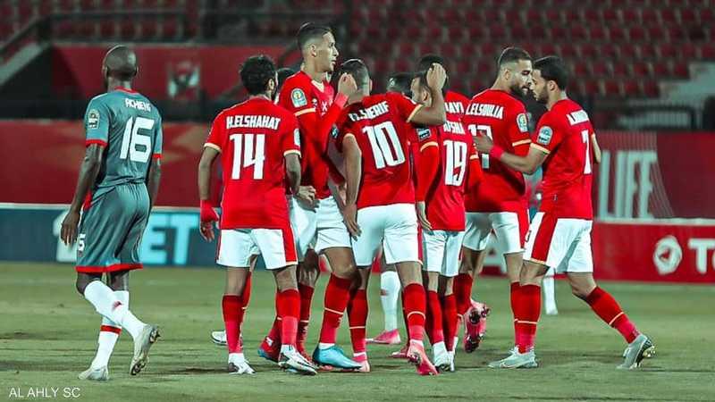 الأهلي المصري يهزم سيمبا في مباراة تحصيل حاصل | أخبار سكاي نيوز عربية