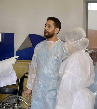 الأيام الأخيرة شهدت أرقاما مرتفعة لإصابات كورونا في تونس