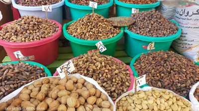 كورونا يضرب سوق ياميش رمضان في مصر