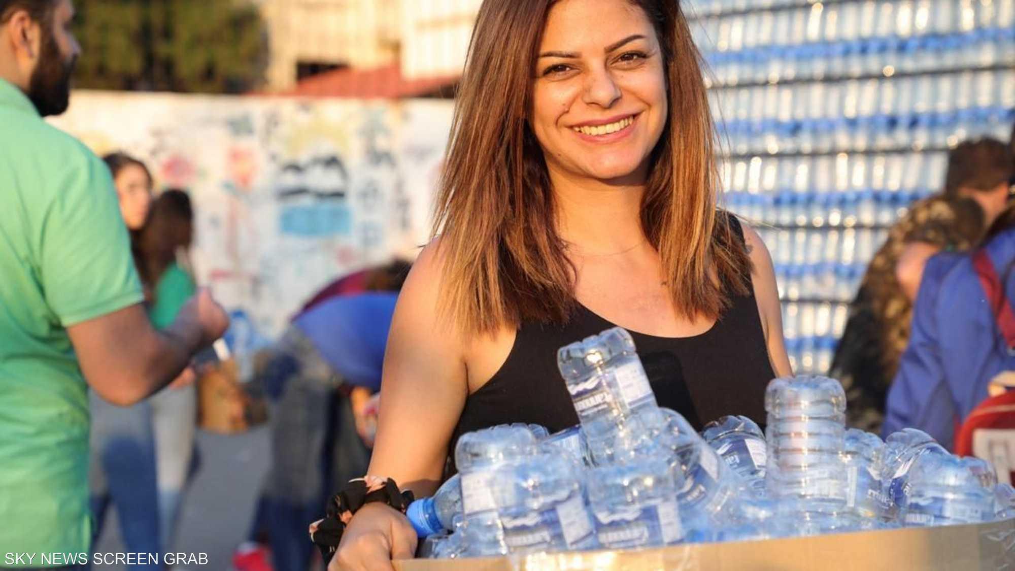 """كارولين شبطيني.. لبنانية تقتحم """"غينيس"""" 3 مرات بسبب البيئة"""