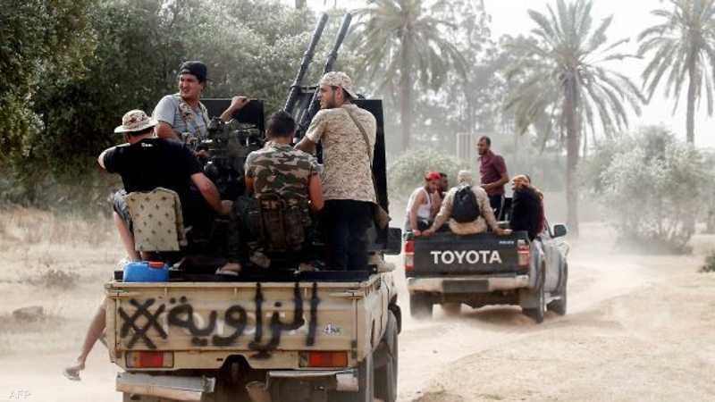 مطلبات دولية بطرد المتزقة من ليبيا