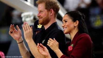 الأمير هاري وميغان يكشفان عن برنامج لهما على نتفليكس