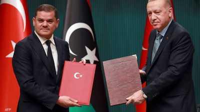 """تركيا وليبيا.. التزام باتفاق الحدود البحرية """"المثير للجدل"""""""