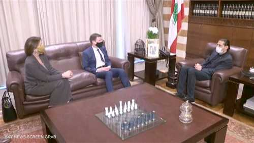 ديفيد هيل يزور لبنان ويلتقي مسؤولين وناشطين مدنيين
