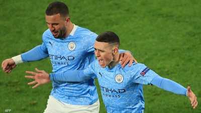 """مانشستر سيتي يحل """"عقدة"""" أبطال أوروبا.. ويتأهل لقبل النهائي"""