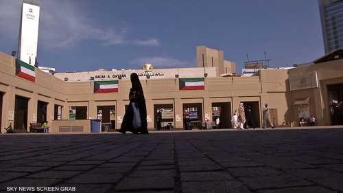 """""""المباركية"""".. سوق كويتي يجسد ذاكرة شعب"""