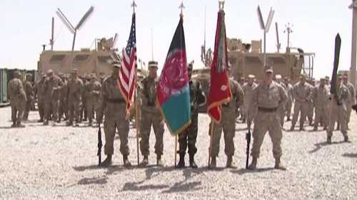 الولايات المتحدة ستسحب قواتها من أفغانستان بحلول سبتمبر