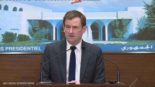 هيل: ترسيم الحدود سيعود بمنفعة اقتصادية على لبنان