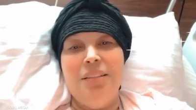 فيفي عبده من المستشفى