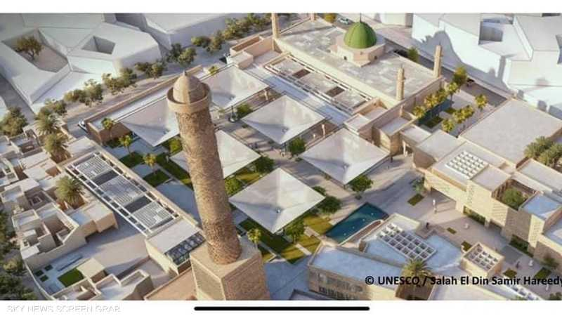 مشروع إعادة بناء المسجد النوري