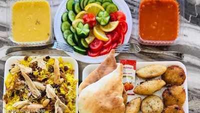 """""""فطور موصلي"""".. وجبات رمضانية خيرية بنكهة محلية"""