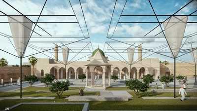 """الفريق المصري يكشف كواليس مشروعه الفائز بـ""""المسجد النوري"""""""
