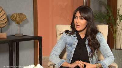 """الممثلة السعودية شيماء الفضل """"حاتم علي"""" اختارني والحظ خذلني"""