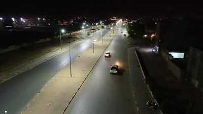 الطاقة الشمسية تبدد الظلام.. وتنشر الفرحة في سبها الليبية