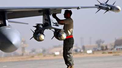 صورايخ تستهدف قاعدة بلد الجوية في العراق