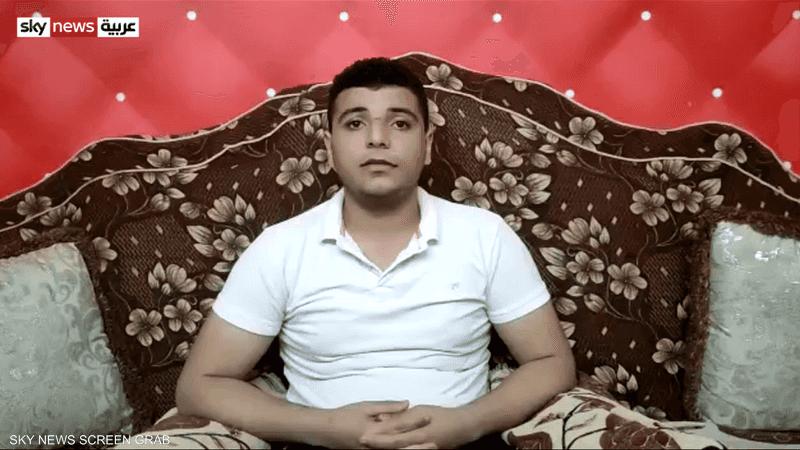 محمود النجار.. مسعف مصابي قطار طوخ بروى القصة