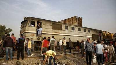 البرلمان المصري يدخل على خط حادث قطار طوخ