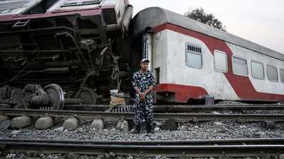 فاجعة قطار طوخ.. كيف تعامل المصريون مع المأساة؟
