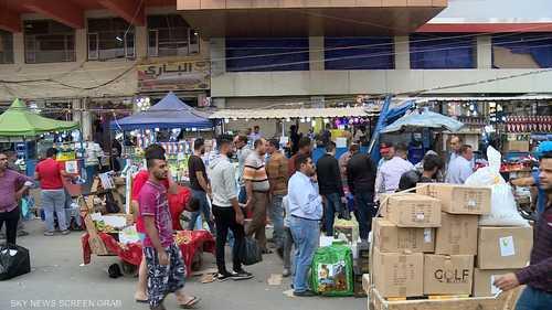 الأسر العراقية تشكو غلاء الأسعار مع حلول شهر رمضان