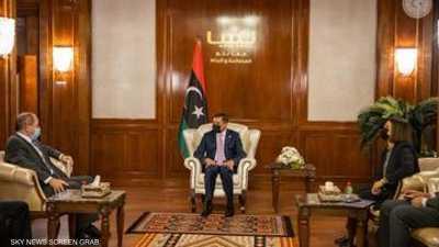 محادثات ليبية-جزائرية بشأن القضايا المشتركة