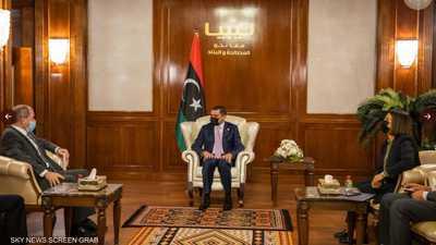 وزيران جزائريان يزوران ليبيا للبحث في قضايا الأمن الإقليمي