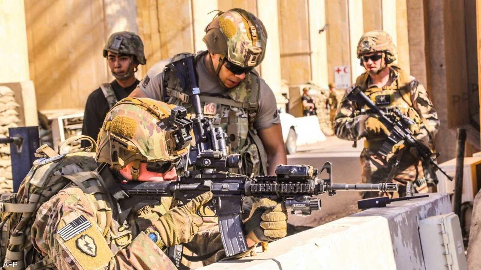 أرشيفية.. قوات أميركية في العراق