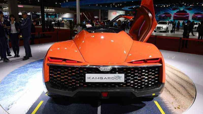 معرض شنغهاي الدولي للسيارات